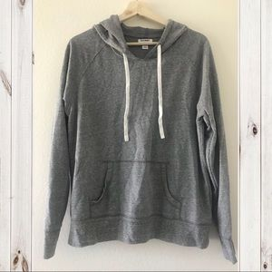 Old Navy - gray pullover hoodie